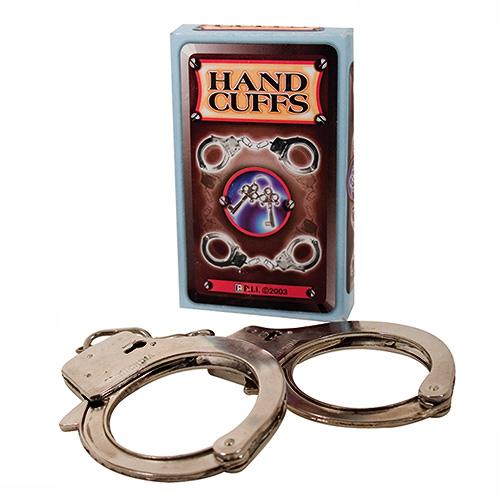 Starter Metal Handcuffs