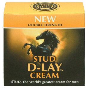Stud D-Lay Cream