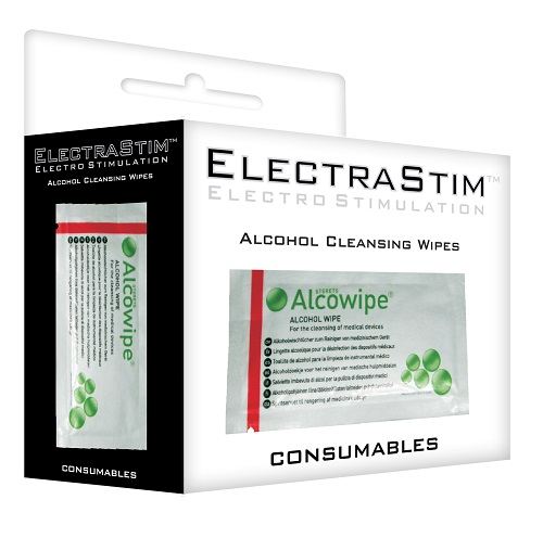 Sterile Cleansing Wipes 10 pack