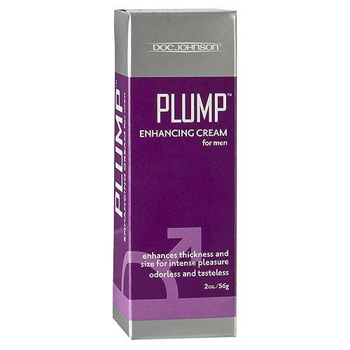 Doc Johnson Plump Enhancement Cream For Men