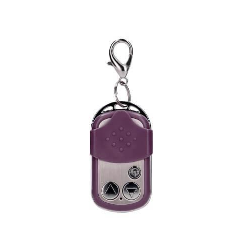 10 Speed Vibrating G-Spot Egg Purple