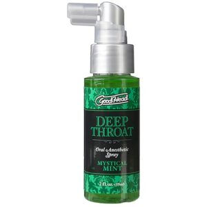 Doc Johnson Good Head Deep Throat Spray Mint