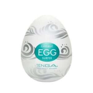 TENGA Surfer Hard Boiled Egg Shaped Male Masturbator