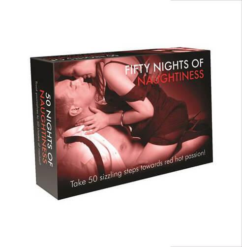 Fifty Nights of Naughtiness