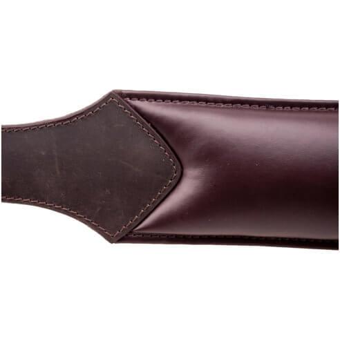 BOUND Nubuck Leather Padded Paddle