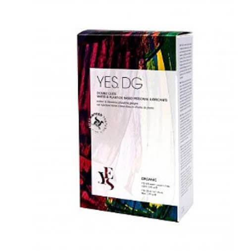 YES Double Glide Natural Lubricant Combo Pack