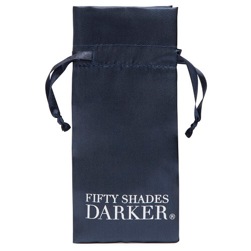 Fifty Shades Darker Just Sensation Beaded Clitoral Clamp