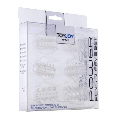 Toy Joy Power Penis Sleeve Set