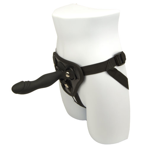 Loving Joy Universal Black Harness