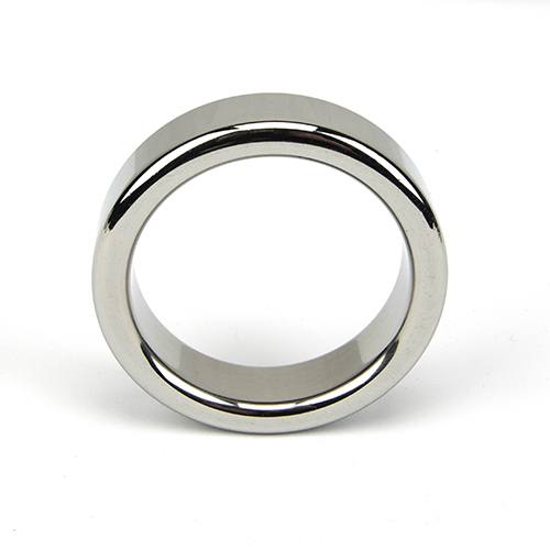 Bound to Please Metal Cock and Ball Ring - 40mm