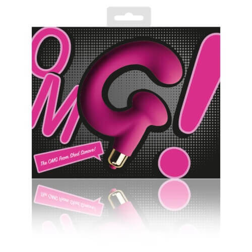 Shed Simove's OMG Silicone Vibrator