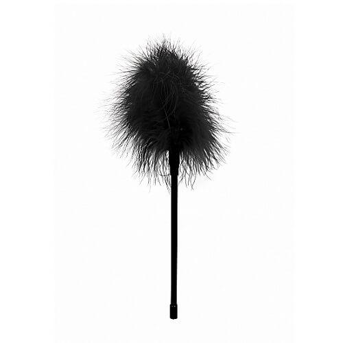 Feather Tickler Black
