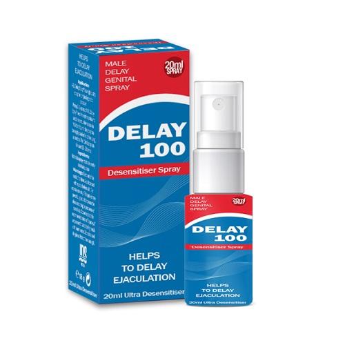 Endurance Delay 100 Spray