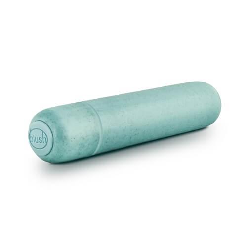 Gaia Biodegradable Eco Bullet Vibrator Blue