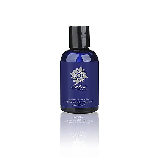 Sliquid Naturals Satin Moisturiser Lubricant-125ml