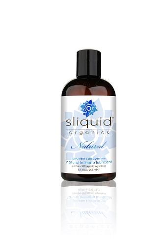 Sliquid Organics Natural Intimate Lubricant-255ml