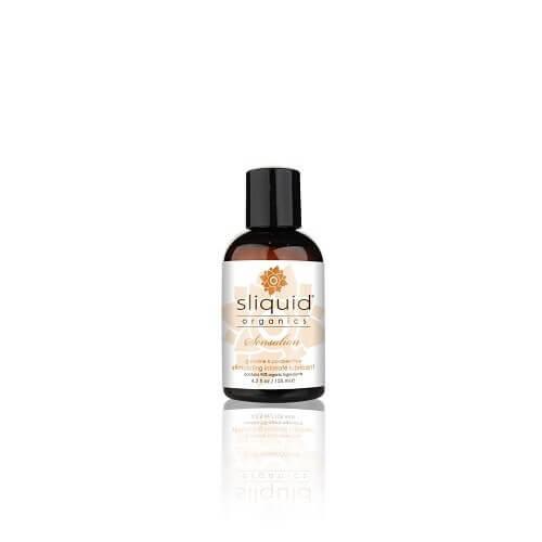 Sliquid Organics Sensations Stimulating Lubricant-125ml