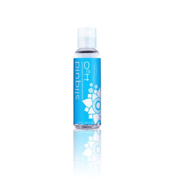 Sliquid Naturals H20 Waterbased Lubricant-59ml