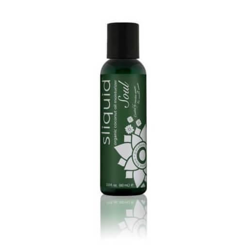Sliquid Soul Organic Coconut Oil Moisturiser-59ml