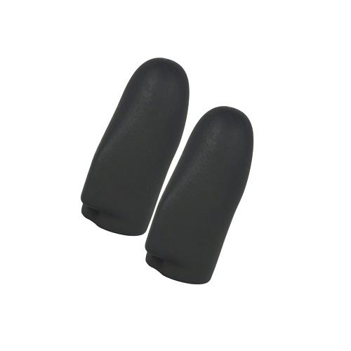Electrastim Noir Explorer Silicone Finger Sleeves